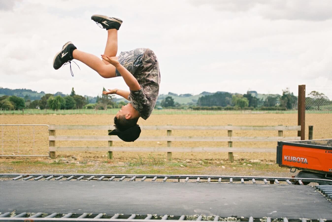 Hoe een trampoline je leven kan veranderen